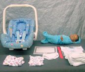Babycare Ideas: Howto Have Your Newborn Sleeping All Night